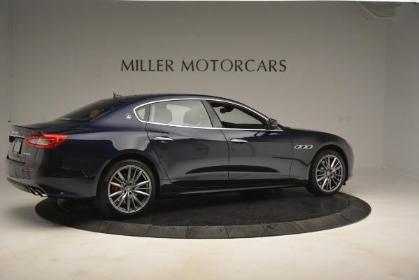 New 2019 Maserati Quattroporte S Q4 for sale Sold at Bentley Greenwich in Greenwich CT 06830 8