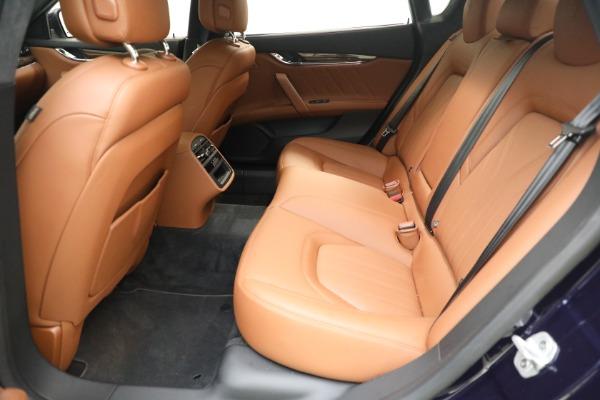 New 2019 Maserati Quattroporte S Q4 GranLusso for sale Sold at Bentley Greenwich in Greenwich CT 06830 18