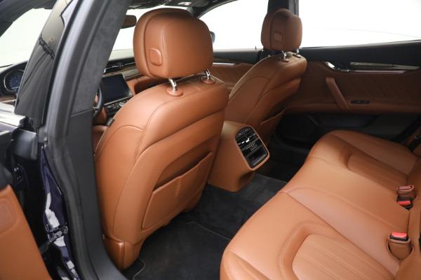New 2019 Maserati Quattroporte S Q4 GranLusso for sale Sold at Bentley Greenwich in Greenwich CT 06830 19