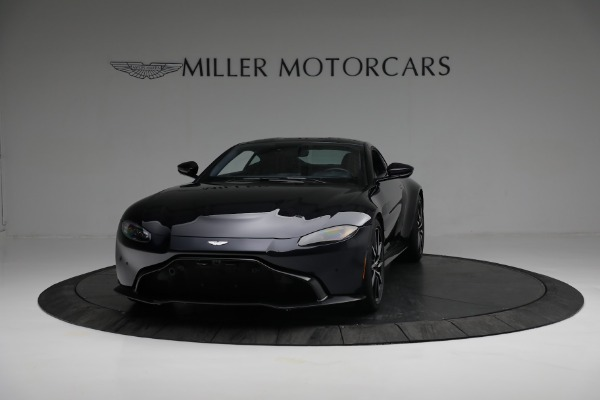 New 2019 Aston Martin Vantage for sale Sold at Bentley Greenwich in Greenwich CT 06830 12