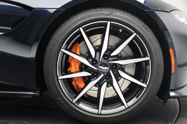 New 2019 Aston Martin Vantage for sale Sold at Bentley Greenwich in Greenwich CT 06830 20