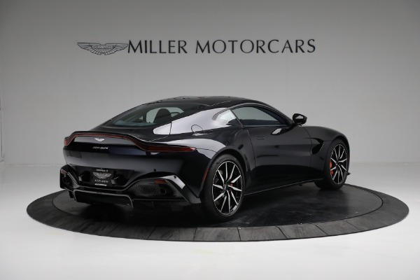 New 2019 Aston Martin Vantage for sale Sold at Bentley Greenwich in Greenwich CT 06830 7