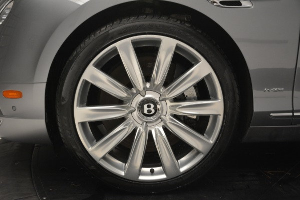 Used 2016 Bentley Continental GT W12 for sale Sold at Bentley Greenwich in Greenwich CT 06830 15