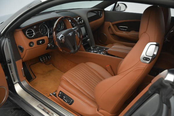 Used 2016 Bentley Continental GT W12 for sale Sold at Bentley Greenwich in Greenwich CT 06830 17