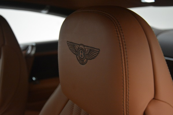 Used 2016 Bentley Continental GT W12 for sale Sold at Bentley Greenwich in Greenwich CT 06830 20