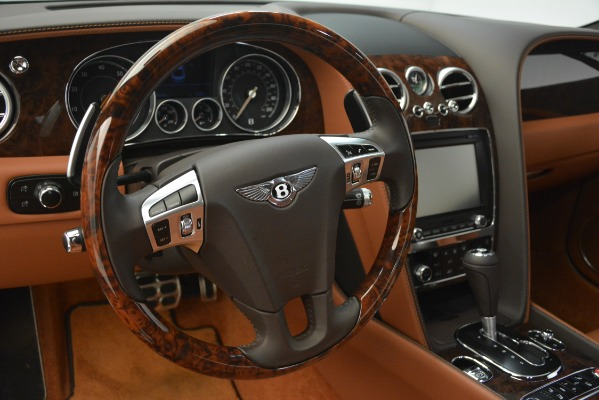 Used 2016 Bentley Continental GT W12 for sale Sold at Bentley Greenwich in Greenwich CT 06830 21