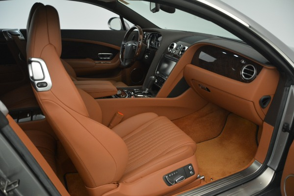 Used 2016 Bentley Continental GT W12 for sale Sold at Bentley Greenwich in Greenwich CT 06830 28