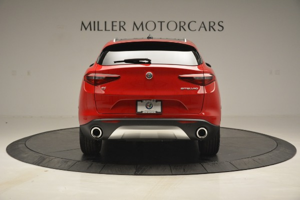 New 2019 Alfa Romeo Stelvio Q4 for sale Sold at Bentley Greenwich in Greenwich CT 06830 6