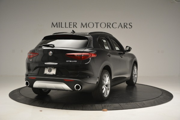 New 2019 Alfa Romeo Stelvio Sport Q4 for sale Sold at Bentley Greenwich in Greenwich CT 06830 7