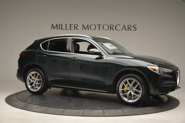 New 2019 Alfa Romeo Stelvio Q4 for sale Sold at Bentley Greenwich in Greenwich CT 06830 10