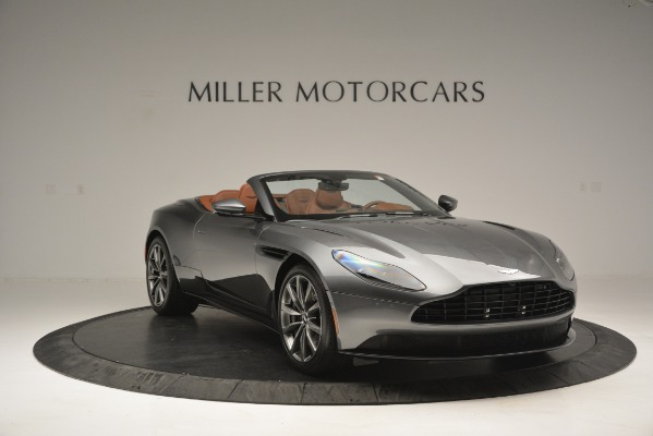 Used 2019 Aston Martin DB11 Volante for sale $214,990 at Bentley Greenwich in Greenwich CT 06830 10