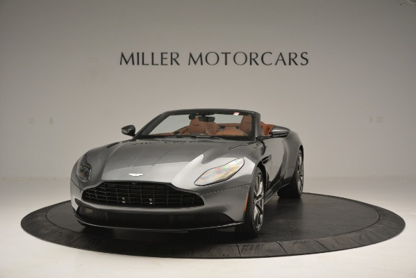 Used 2019 Aston Martin DB11 Volante for sale $214,990 at Bentley Greenwich in Greenwich CT 06830 12
