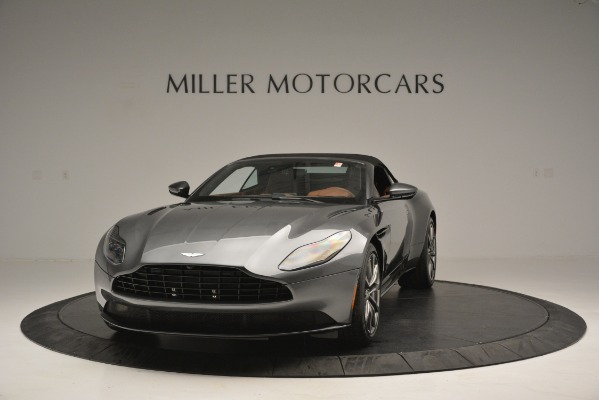 Used 2019 Aston Martin DB11 Volante for sale $214,990 at Bentley Greenwich in Greenwich CT 06830 13