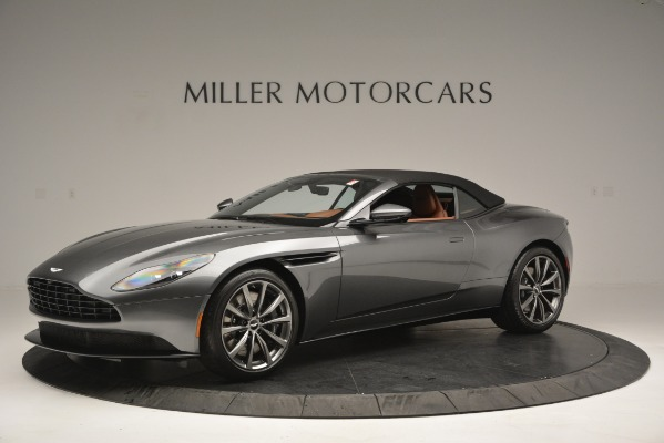 Used 2019 Aston Martin DB11 Volante for sale $214,990 at Bentley Greenwich in Greenwich CT 06830 14