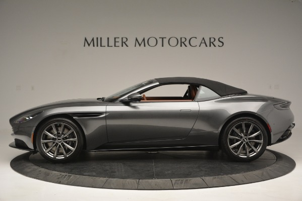 Used 2019 Aston Martin DB11 Volante for sale $214,990 at Bentley Greenwich in Greenwich CT 06830 15