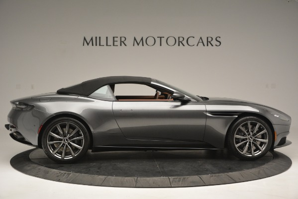 Used 2019 Aston Martin DB11 Volante for sale $214,990 at Bentley Greenwich in Greenwich CT 06830 16