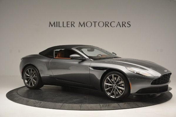 Used 2019 Aston Martin DB11 Volante for sale $214,990 at Bentley Greenwich in Greenwich CT 06830 17