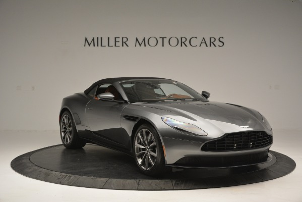 Used 2019 Aston Martin DB11 Volante for sale $214,990 at Bentley Greenwich in Greenwich CT 06830 18