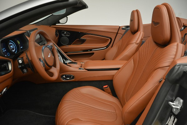 Used 2019 Aston Martin DB11 Volante for sale $214,990 at Bentley Greenwich in Greenwich CT 06830 19