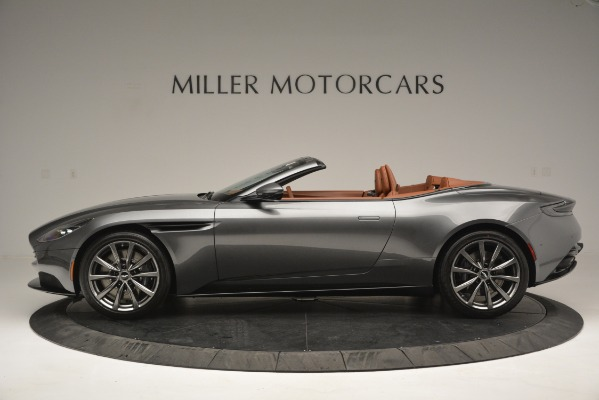 Used 2019 Aston Martin DB11 Volante for sale $214,990 at Bentley Greenwich in Greenwich CT 06830 2