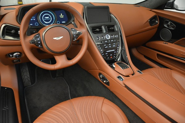 Used 2019 Aston Martin DB11 Volante for sale $214,990 at Bentley Greenwich in Greenwich CT 06830 20