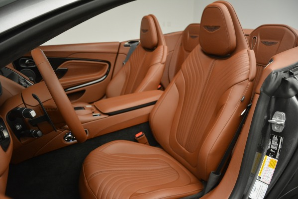 Used 2019 Aston Martin DB11 Volante for sale $214,990 at Bentley Greenwich in Greenwich CT 06830 21