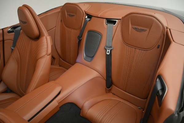 Used 2019 Aston Martin DB11 Volante for sale $214,990 at Bentley Greenwich in Greenwich CT 06830 22