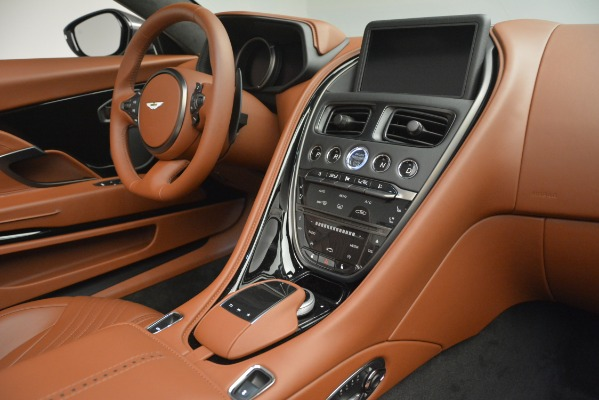 Used 2019 Aston Martin DB11 Volante for sale $214,990 at Bentley Greenwich in Greenwich CT 06830 23