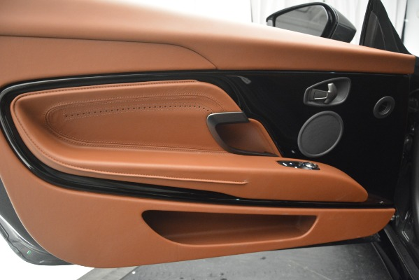 Used 2019 Aston Martin DB11 Volante for sale $214,990 at Bentley Greenwich in Greenwich CT 06830 24