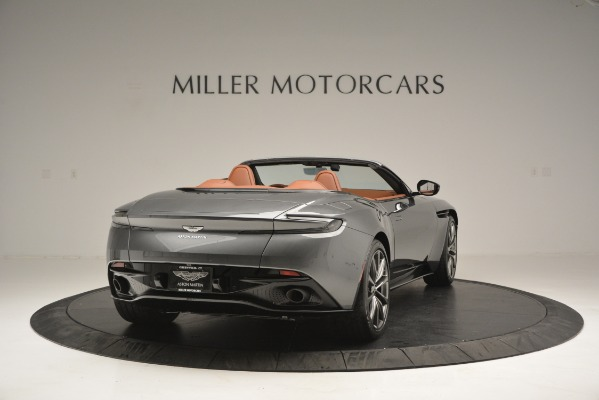 New 2019 Aston Martin DB11 V8 Convertible for sale Sold at Bentley Greenwich in Greenwich CT 06830 6