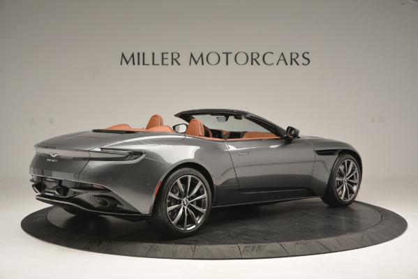 Used 2019 Aston Martin DB11 Volante for sale $214,990 at Bentley Greenwich in Greenwich CT 06830 7