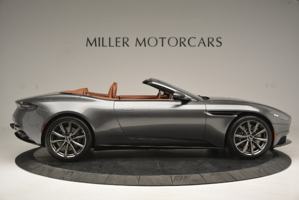 Used 2019 Aston Martin DB11 Volante for sale $214,990 at Bentley Greenwich in Greenwich CT 06830 8