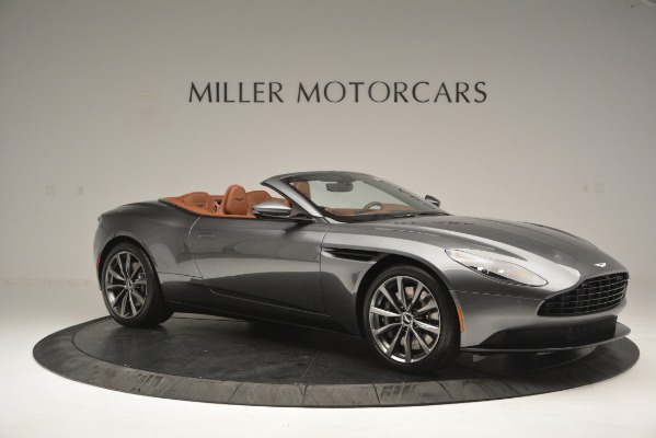 New 2019 Aston Martin DB11 V8 Convertible for sale Sold at Bentley Greenwich in Greenwich CT 06830 9