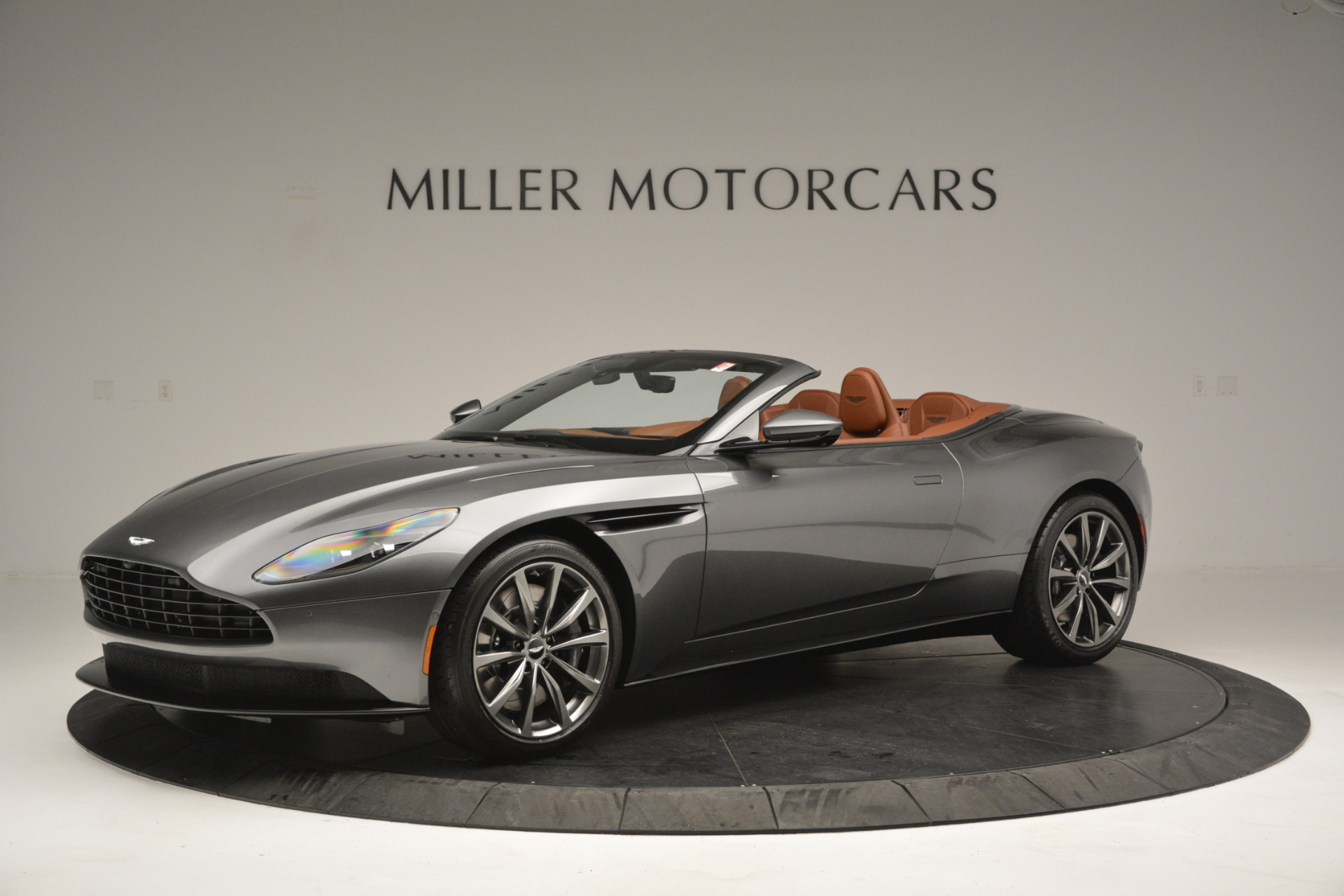 Used 2019 Aston Martin DB11 Volante for sale $214,990 at Bentley Greenwich in Greenwich CT 06830 1