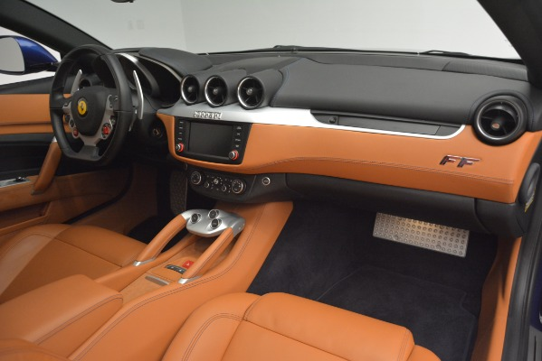 Used 2016 Ferrari FF for sale Sold at Bentley Greenwich in Greenwich CT 06830 18