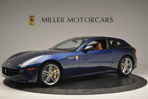 Used 2016 Ferrari FF for sale Sold at Bentley Greenwich in Greenwich CT 06830 2