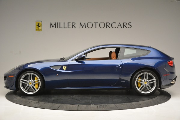 Used 2016 Ferrari FF for sale Sold at Bentley Greenwich in Greenwich CT 06830 3