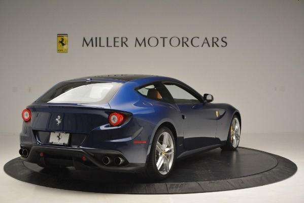 Used 2016 Ferrari FF for sale Sold at Bentley Greenwich in Greenwich CT 06830 7
