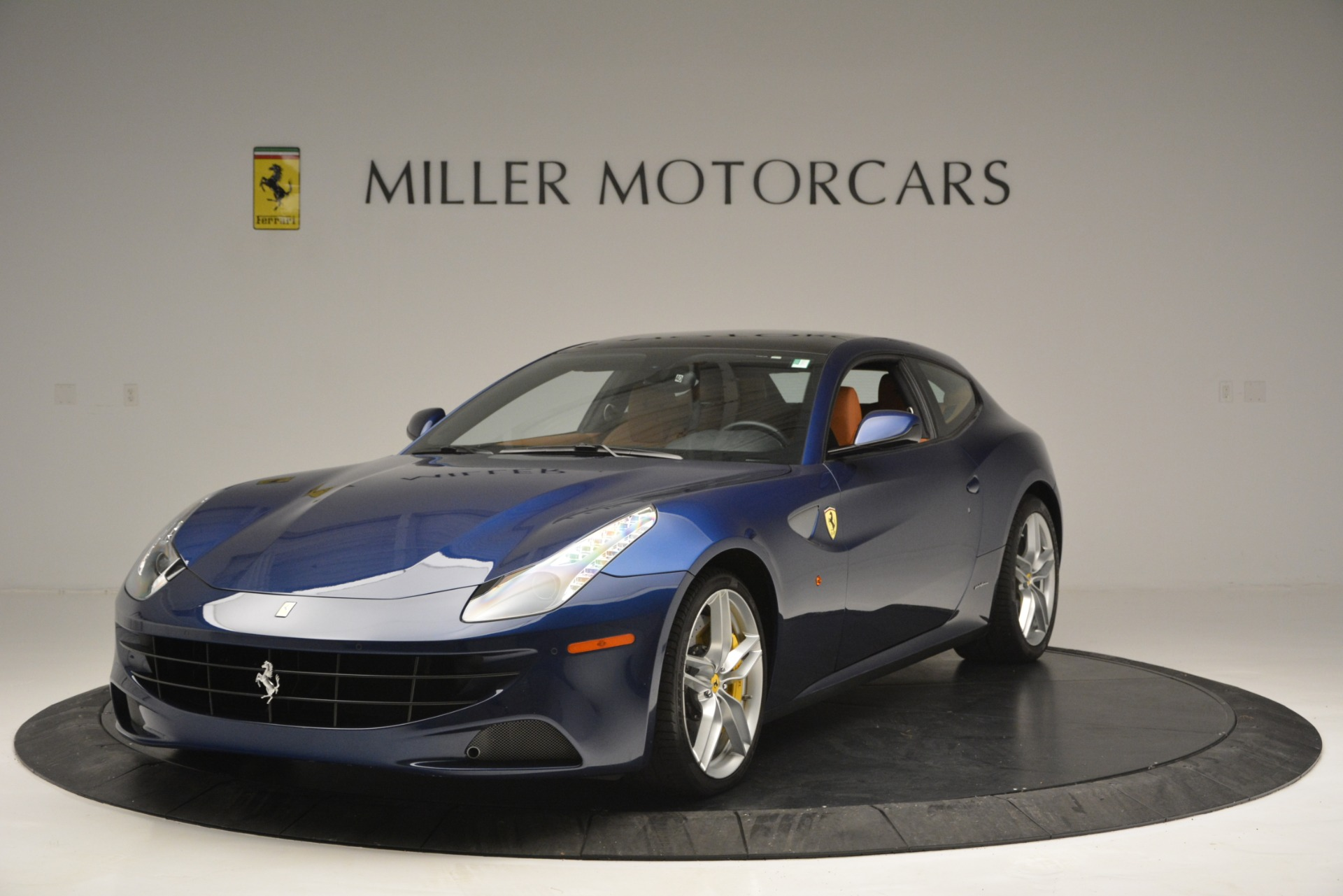Used 2016 Ferrari FF for sale Sold at Bentley Greenwich in Greenwich CT 06830 1