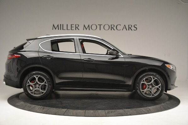 New 2019 Alfa Romeo Stelvio for sale Sold at Bentley Greenwich in Greenwich CT 06830 10