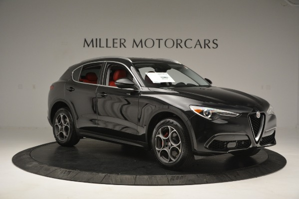 New 2019 Alfa Romeo Stelvio for sale Sold at Bentley Greenwich in Greenwich CT 06830 11