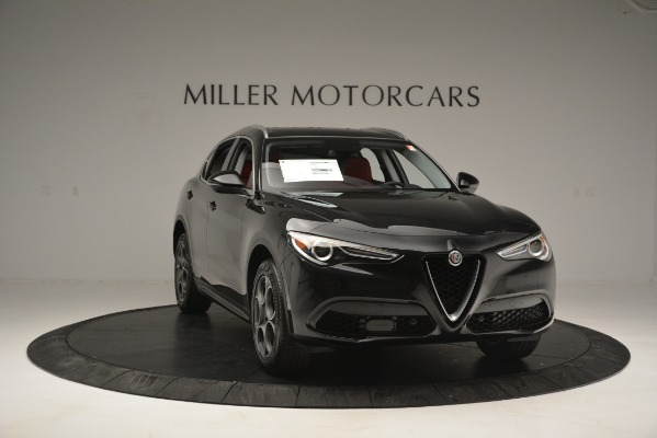 New 2019 Alfa Romeo Stelvio for sale Sold at Bentley Greenwich in Greenwich CT 06830 12