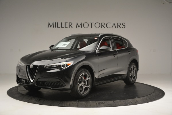 New 2019 Alfa Romeo Stelvio for sale Sold at Bentley Greenwich in Greenwich CT 06830 2