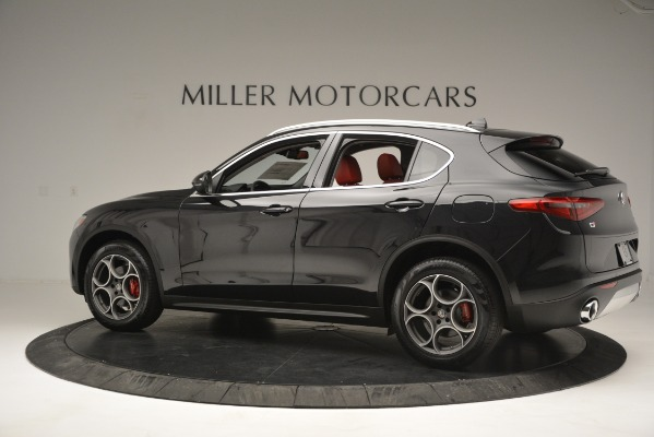 New 2019 Alfa Romeo Stelvio for sale Sold at Bentley Greenwich in Greenwich CT 06830 5