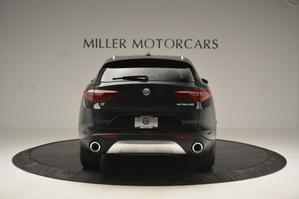 New 2019 Alfa Romeo Stelvio for sale Sold at Bentley Greenwich in Greenwich CT 06830 7