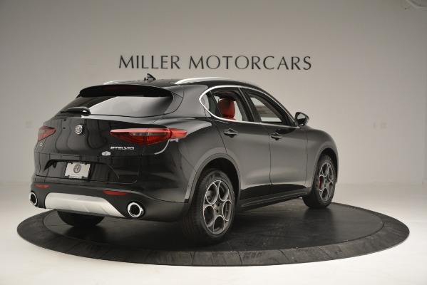New 2019 Alfa Romeo Stelvio for sale Sold at Bentley Greenwich in Greenwich CT 06830 8
