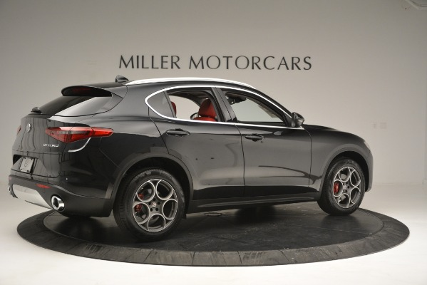 New 2019 Alfa Romeo Stelvio for sale Sold at Bentley Greenwich in Greenwich CT 06830 9