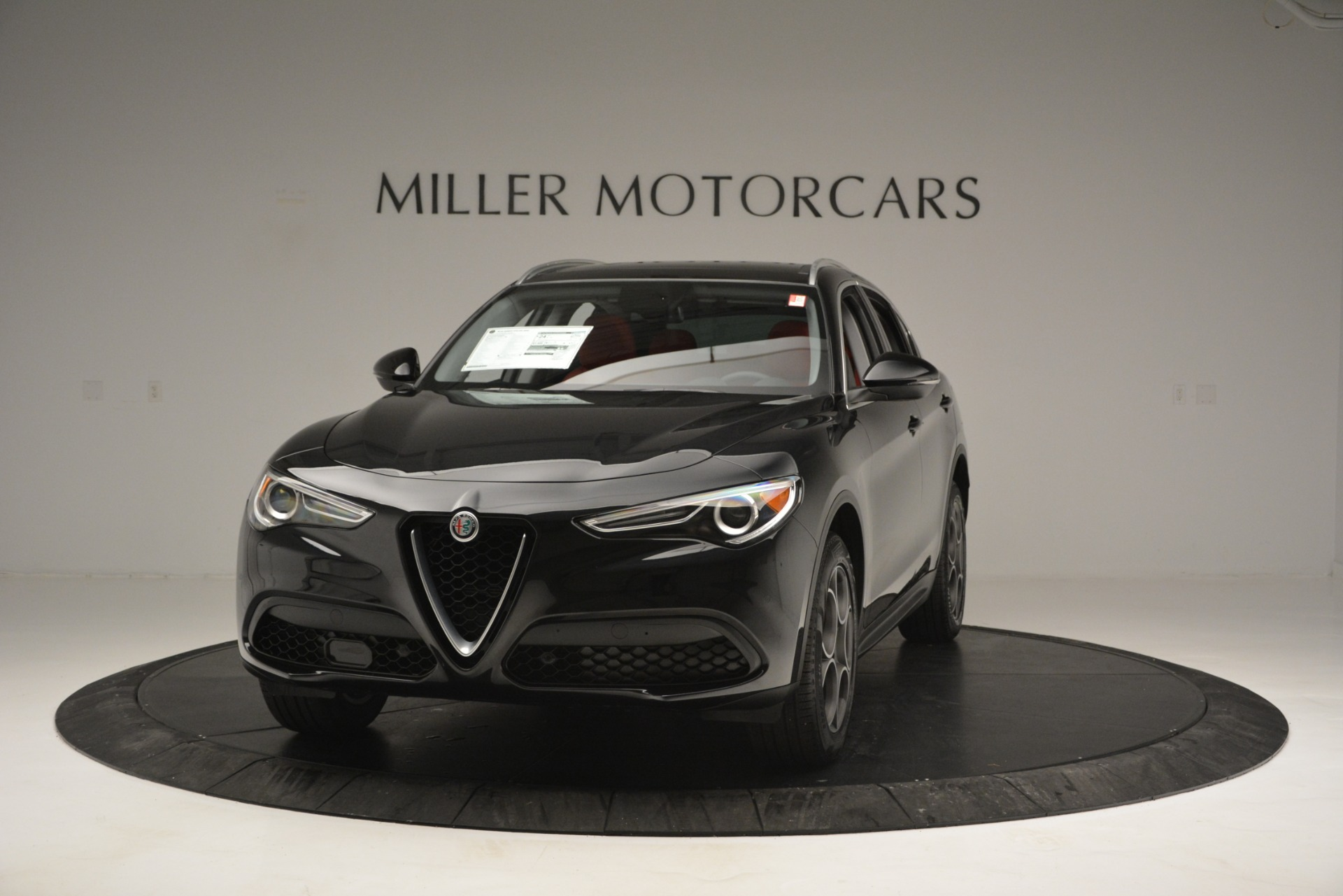 New 2019 Alfa Romeo Stelvio for sale Sold at Bentley Greenwich in Greenwich CT 06830 1