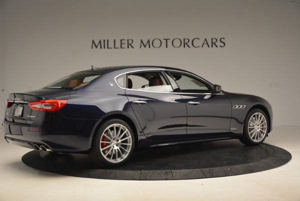 New 2019 Maserati Quattroporte S Q4 GranLusso for sale Sold at Bentley Greenwich in Greenwich CT 06830 8