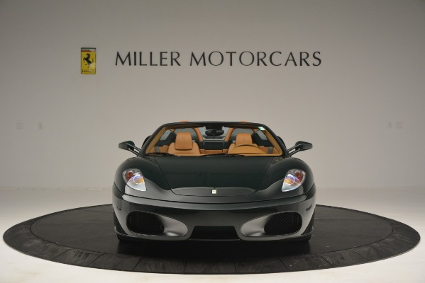 Used 2005 Ferrari F430 Spider for sale Sold at Bentley Greenwich in Greenwich CT 06830 12
